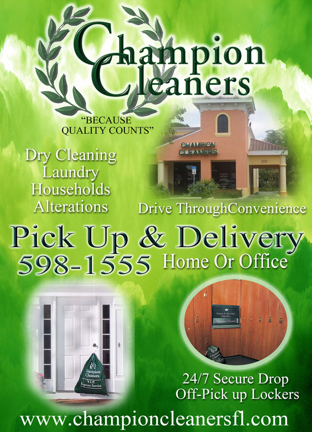 Dry Cleaning Estero FL