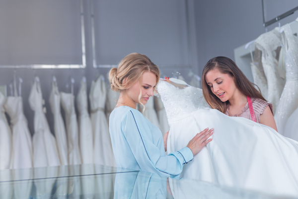 Wedding dress alterations in Naples, FL, Bonita Springs, FL and Estero, FL
