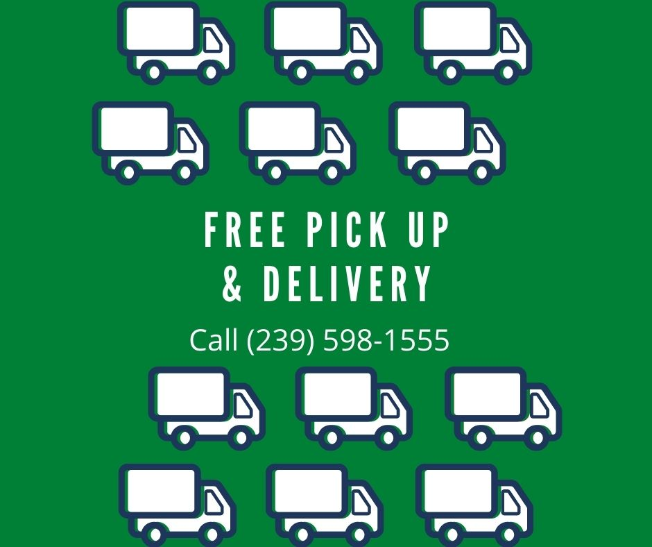Champion Cleaners free pickup and delivery phone number